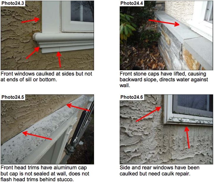 Rosetta Stone Requires Elevation Windows : Eight reasons why stucco stone installations fail