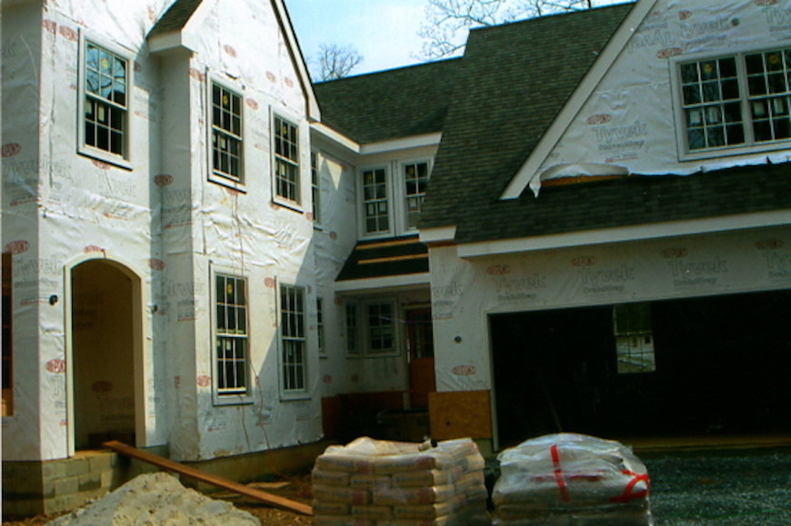Should you rely on Tyvek Stucco or Home Wrap as your one and
