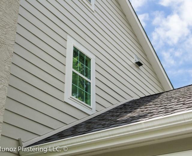 Mariani S Residence Quality Stucco Siding Plastering