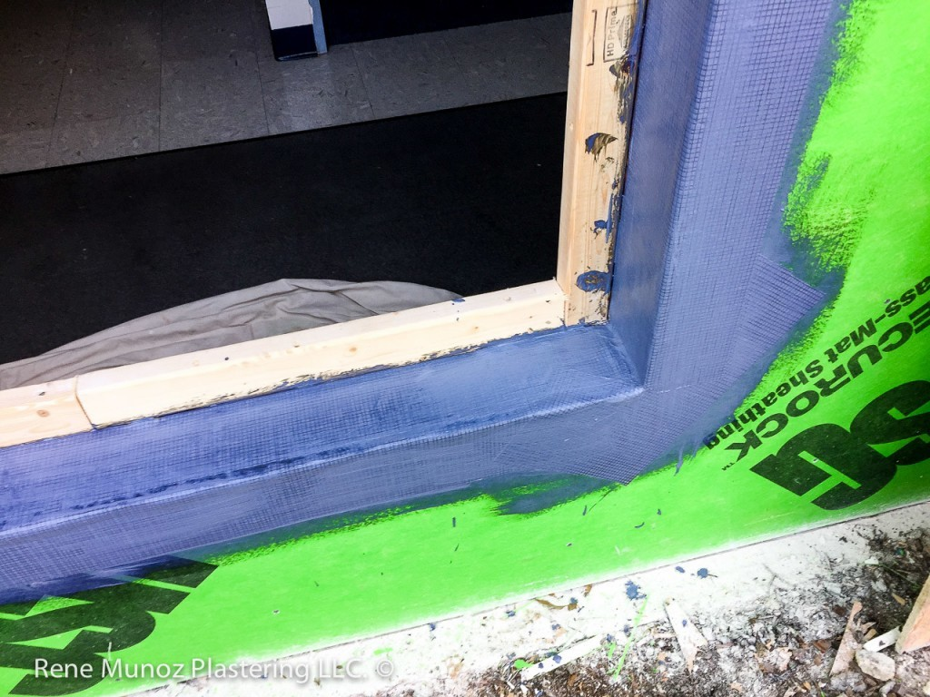 Quality Drainable Stucco Eifs System Installation Repairs
