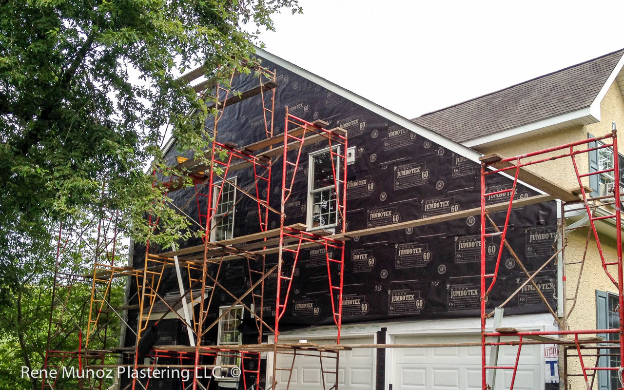 Drainable Stucco 3 Coat System In Pa By Rene Munoz