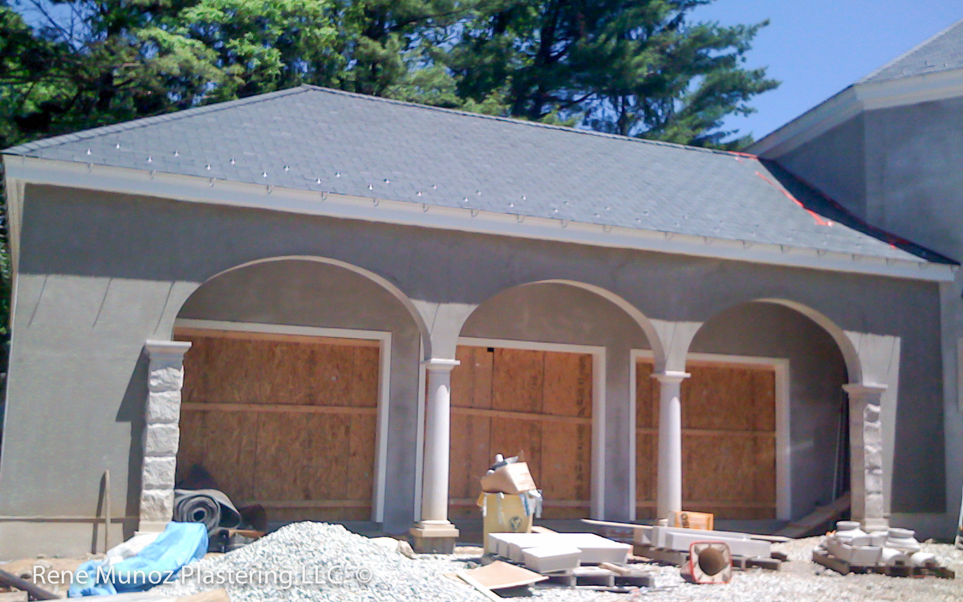 3 Coats Acrylic Stucco Quality Stucco Siding